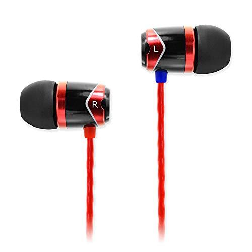 SoundMAGIC E10 Earphones Noise Isolating in-Ear Wired Earbuds Powerful Bass HiFi Stereo Sport Headphones