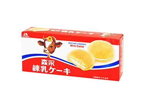 森永製菓 練乳ケーキ 6個入り×5箱
