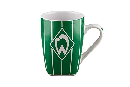 SV Werder Bremen Tasse, Becher, Kaffeetasse Streifen
