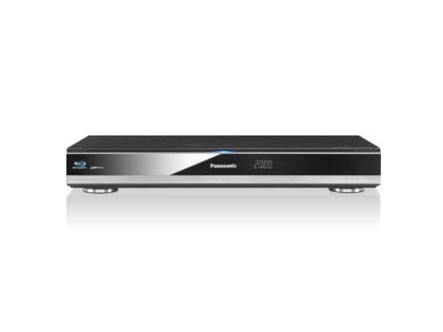 Panasonic DMR-BCT820EG 3D Blu-ray Rekorder 1TB (Twin-HD, DVB-C Tuner, HDMI, CI+, HbbTV, WLAN, USB) schwarz
