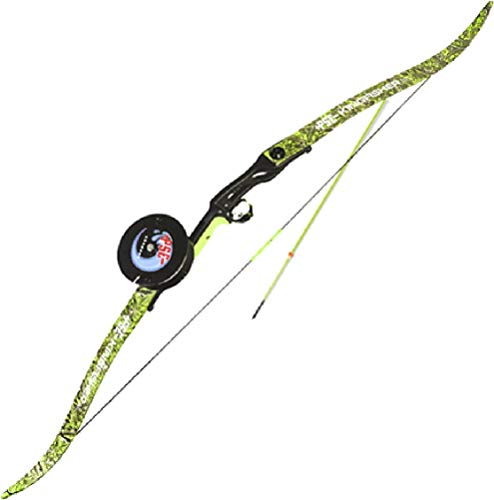 PSE Archery KingFisher Bowfishing Recurve Bow Package - 56-45