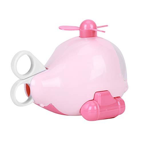 Juguete de papelería, juguete de educación temprana, funciones completas Fácil de usar Conveniente para manos pequeñas Aspecto de modelo de avión para niños Bebé(Pink)