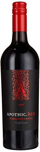 Apothic Wines Red Halbtrocken (1 x 0.75 l)