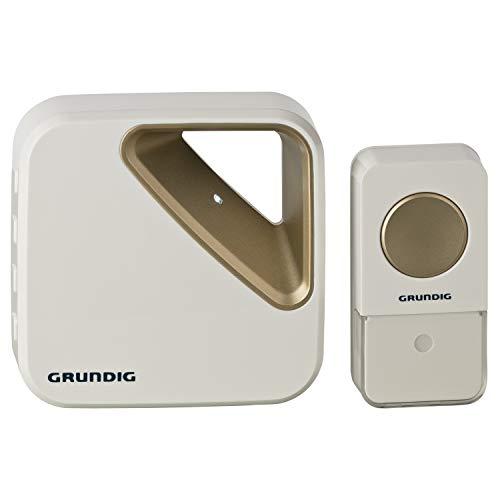 Grundig Luxe draadloze deurbel met ontvanger (DSS-DS06966)