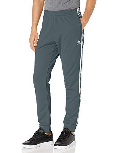 adidas Originals Adicolor Classics Primeblue SST Pantalones de chándal para hombre - azul - XX-Large