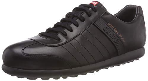 Camper 18304 - Zapatillas de Deporte de Cuero para Hombre, Color Negro,...