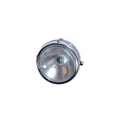 Motodak Optique/projecteur/Phare Cyclo tun'r* Rond d.130 Chrome