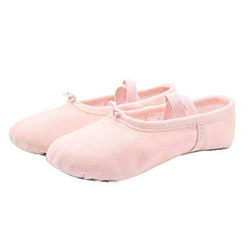 Zapatos De Baile Para Mujeres Adultas Zapatos De Ballet Para Examen De Práctica Para Niños Zapatos De Baile De Yoga Ligeros Y Transpirables Zapatos De Baile De Gimnasia