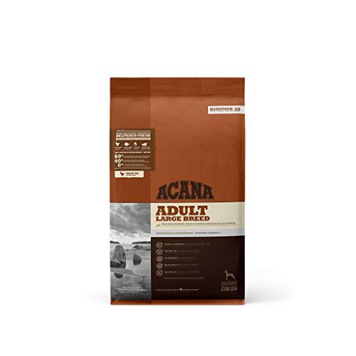 アカナ (ACANA) ドッグフード アダルトラージブリード [国内正規品] 11.4kg