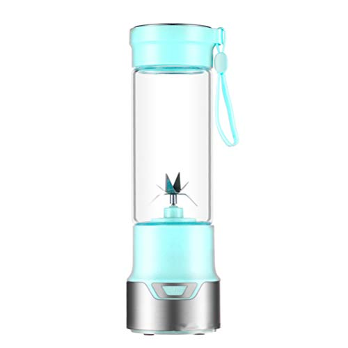 350ml Portable Juicer Electric USB Rechargeable Smoothie Blender Machine Mixer Mini Juice Cup Maker fast Blenders food processor