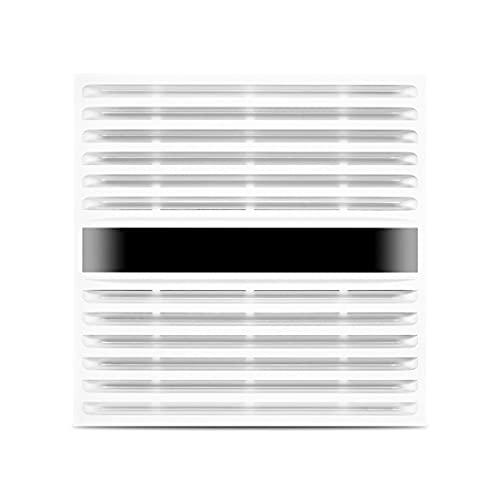 Release Extractor de baño, conversión de frecuencia, Control de Velocidad Inteligente, Extractor de Aire, Cocina, baño, Techo Integrado, Extractor de Techo