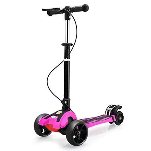 ZWH Scooter para Niños, Bicicleta De Equilibrio para Niños Pequeños De 4...