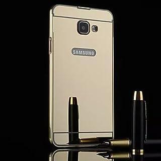 5b7bf347f7a Proteger el teléfono celular, Nuevo espejo de galjanoplastia con caja de  metal con marco metálico