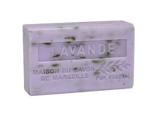 Provence Seife Lavande Broyee (Lavendel) - Karité 125g
