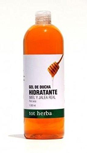 Gel Baño Hidratante Miel-Jalea Real. 1000 Ml. de Tot Herba-Authex