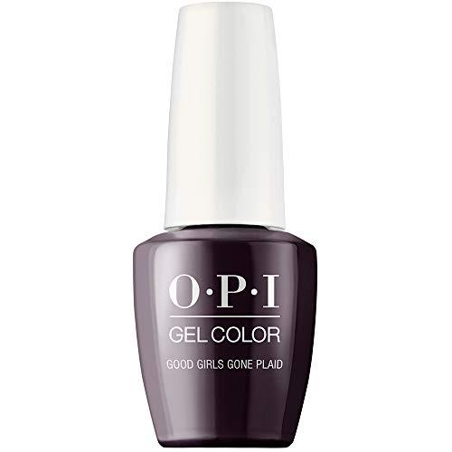 OPI Gelcolor Good Girls Gone Plaid, 15 ml