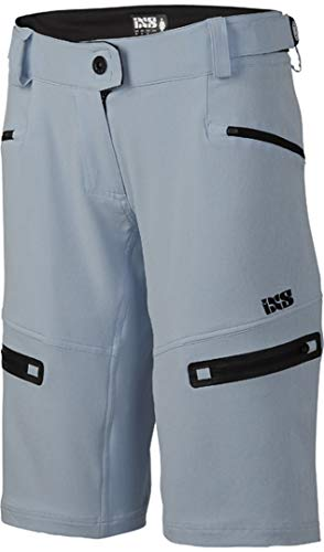 IXS Sever 6.1 BC Damen Shorts M Blau