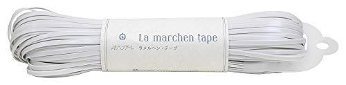 メルヘンアート ラ メルヘン・テープ 3mm 150g 約50m Col.175 マットホワイト 1玉