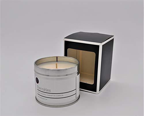 Kelvin Kline Eternities - Vela aromática inspirada en perfume, gran fragancia hecha con cera de grado prémium.