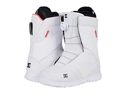 [ディーシーシュー] シューズ 23.0 cm ブーツ・レインブーツ Search BOA Snowboard Boots White レディース [並行輸入品]