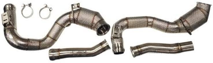 AMG GT GTS Turbo Downpipes with Sport Catalysts 4.0i V8 Bi-Turbo C190