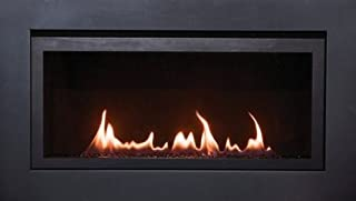 "Sierra Flame 36"" Natural Gas Direct Vent Linear - Standing Pilot"