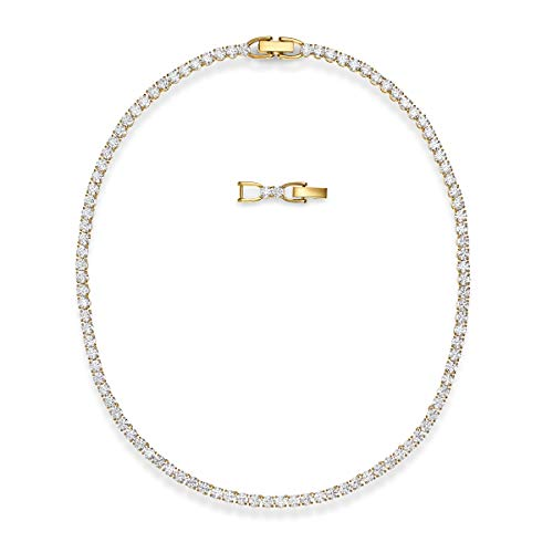 Swarovski Tennis Deluxe Necklace