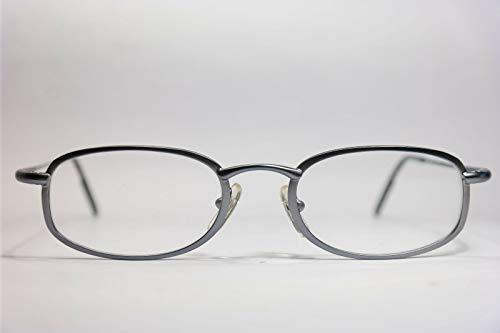 Sisley SLY 391 4ZS 48[]19 140 Blau Grau oval Brillengestell Brille NEU