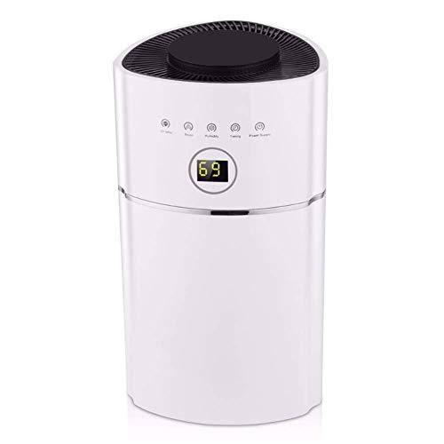 Deumidificatore d'Aria, 2,4L capacità Digital Anion UV a Bassa energia Purify Purify Filter Coolers Filtro Asciugatrice Aria condizionata Assiccant Fan