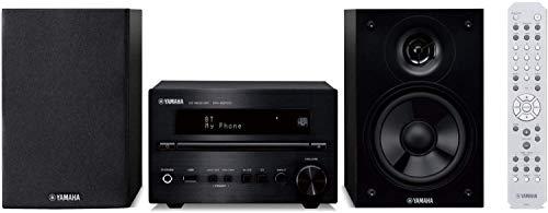 Yamaha MCR-B370D Schwarz/Schwarz