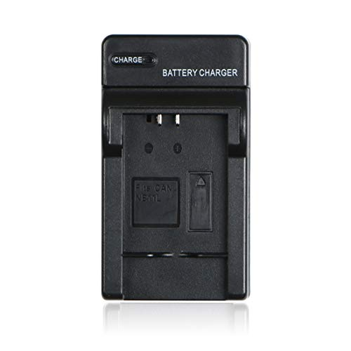 NB-11L NB-11LH Battery Charger for Canon PowerShot ELPH 110 HS, 130 HS, 340 HS, 350 HS, A2300, SX400 is, A2400 is, A2500, A3500 is, A4000 is, IXS 240 HS, IXUS 285 HS