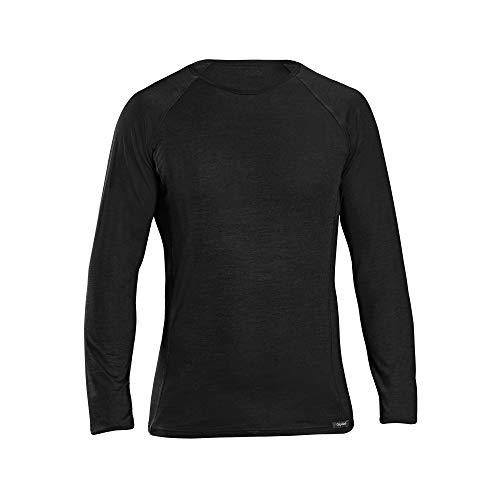 GripGrab Merino-wol, polyfibre, korte mouwen, wielrennen, functioneel onderhemd, blauw, zwart, dames, heren ondergoed