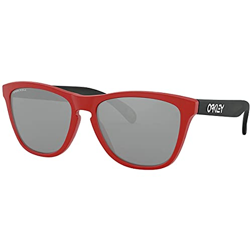 Oakley Oo9013-i255 Gafas, Matte Redline/Prizm Black, 0 para Hombre