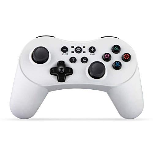 Bluetooth Gamepad Joystick para PS3 Switch PC Controlador de carga USB inalámbrico Gamepad Joypad