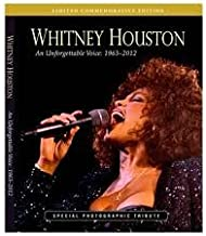 Whitney Houston an Unforgettable Voice Special Photographic Tribute (Limited Commmorative Edition) (2012-05-04)