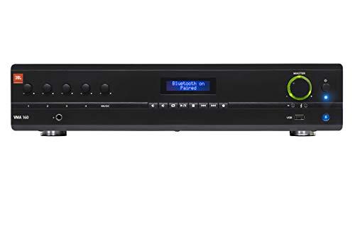 JBL Professional VMA160 5-Input, 160-Watt Mixer/Amplifier