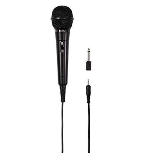 """HAMA Microfono Dynamic """"DM-20"""", Omnidirezionale, Mono, 2,5 m"""