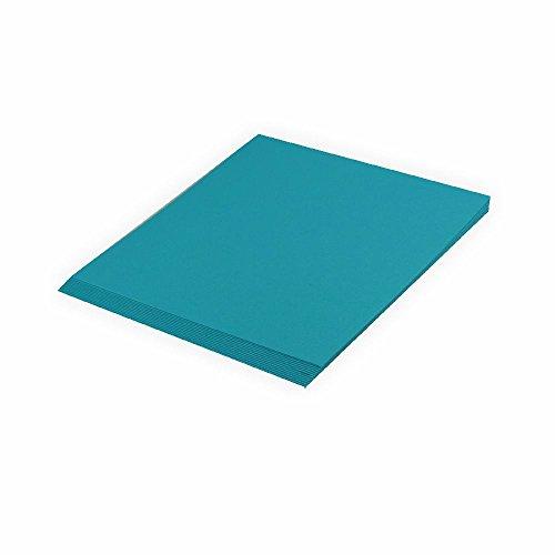 Tonpapier 130 g A4 20 Blatt Türkis