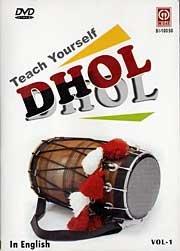 TEACH YOURSELF DHOL VOL-1 DVD