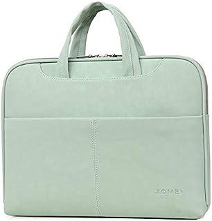 Luxury Handbags Women Messenger Bags Designer Handbag Woman Pink Shoulder Bag Ladies Leather Bag (Color : Green, Size : 15.6 inch)