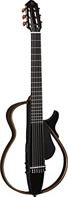 Yamaha Nylon String Silent Guitar Natural