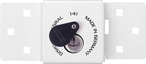 ABUS 82942 Diskus Integral 141+142+2x20/70 gl. Überfalle mit Diskusschloss