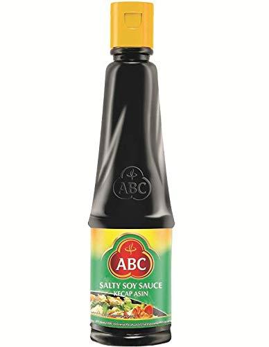 ABC Salty Soy Sauce, 600 ml