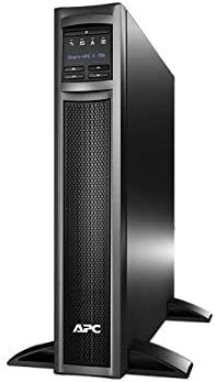 APC Network UPS, 750VA Smart-UPS Sine Wave UPS with Extended Run Option, SMX750, Tower/2U Rackmount Convertible, Line-Interactive, 120V (Not Sold in Vermont)