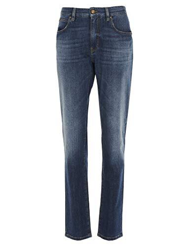 Z ZEGNA Luxury Fashion Herren ZZ530VW756B06 Blau Andere Materialien Jeans | Ss21