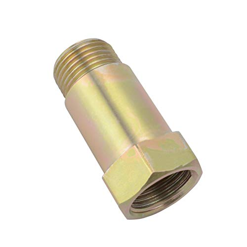 Suncolor8 Engranaje Universal M18 1,5 Sensor de O2 Separador de adaptación aislador Adaptador de tapón Extender Manillar