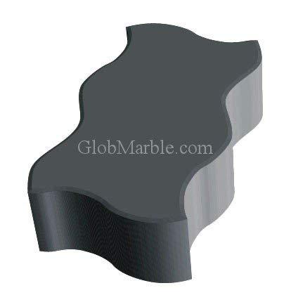 GlobMarble Paving MOLDS. Concrete Paver MOLDS PS 4123/1