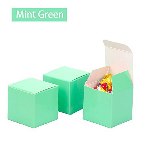 Mint Favor Box - 6