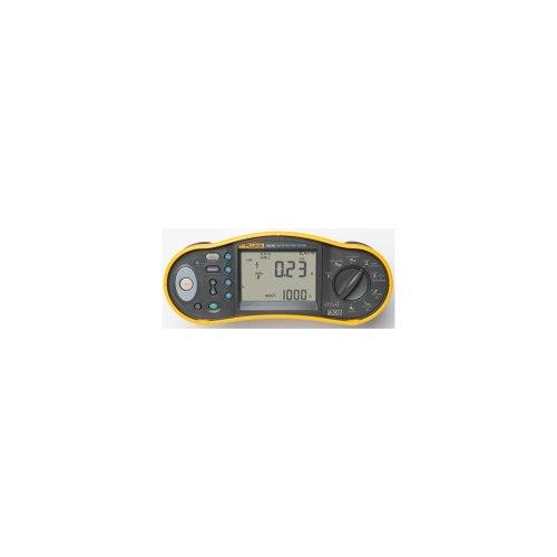 Fluke VDE-Installationstester Fluke 1654B-02/DMS m. Software Prüfgerät nach DIN VDE 0100 0095969600453