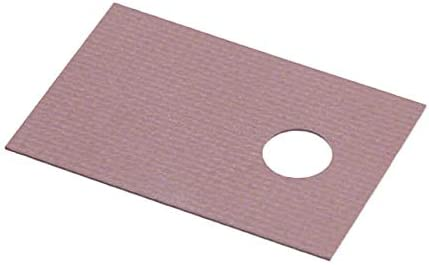 Discount mail order THERM PAD 19.05MMX12.7MM PINK Popular shop is the lowest price challenge of Pack 100